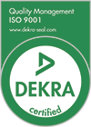 ISO 9001:2015 Standard Certification Seal