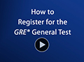 How to Register for a GRE Test
