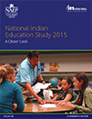 Cover from The Nation's Report Card: 2015 NIES Report.
