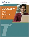 The free TOEFL Practice Test