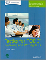 Tactics for the TOEIC Speaking and Writing Tests