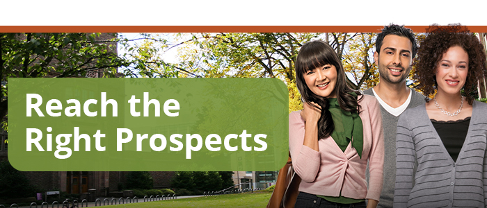 Reach the Right Prospects
