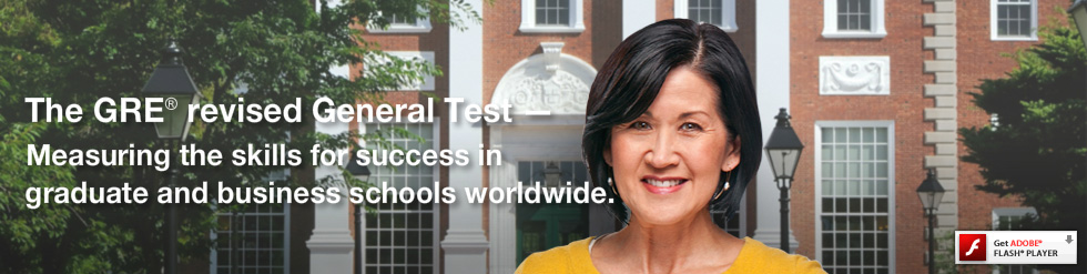 ETS Home GRE Home For Test Takers For Institutions For Employers