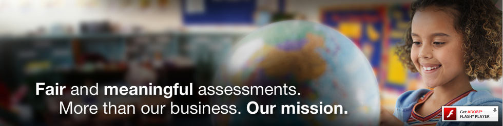 Fair and meaningful assessments. More than our business. Our Mission.