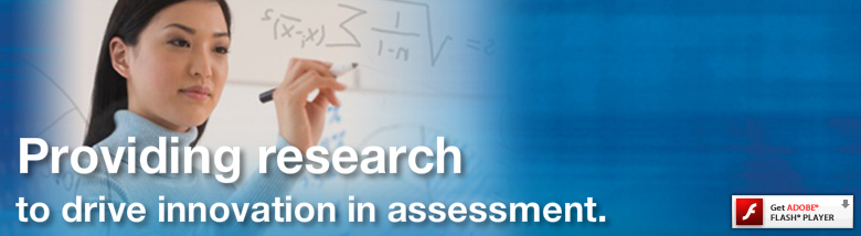 Providing research to drive innovation and assessment.