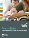Cover from The Nation's Report Card: Mega-States 2011.