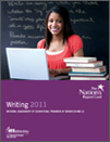 Cover from The Nation's Report Card: Writing 2011.