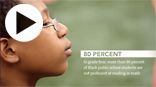 Education Achievement Gaps: Black Boys Ages 9-10