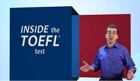 Inside the TOEFL Test ビデオ シリーズ