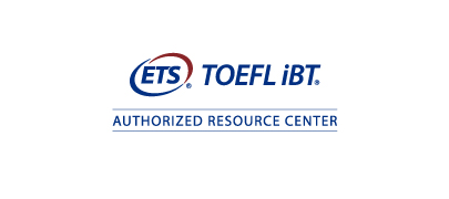 logo for TOEFL iBT Resource Centers