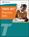 Ensembles d'exercices TOEFL